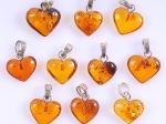 Сърце в цвят мед
