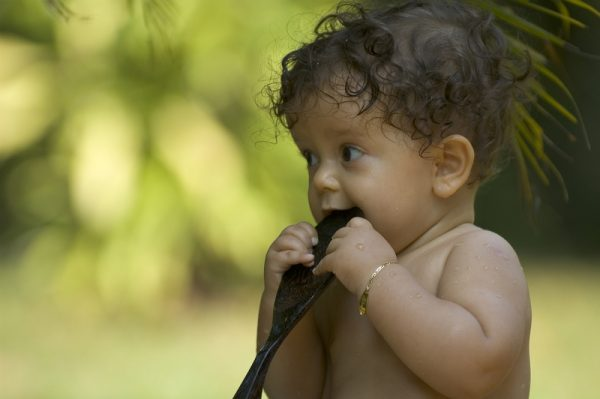 детски гердани от Кехлибар
